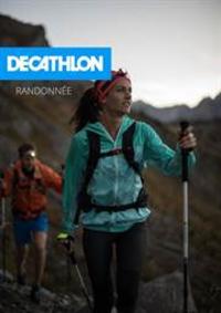 Prospectus DECATHLON Chambourcy : RANDONNÉE