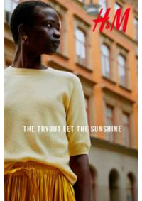 Prospectus H&M Chauconin-Neufmontiers : The tryout let the sunshine