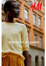 Prospectus H&M : The tryout let the sunshine