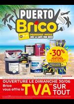 Prospectus Brico : Le folder