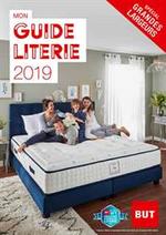 Guides et conseils  : Guide Literie 2019