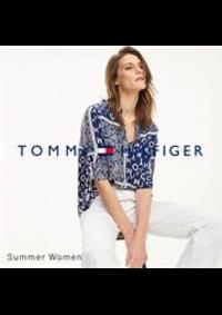 Prospectus TOMMY HILFIGER STORE CHAMPS ELYSéES : Summer Woman