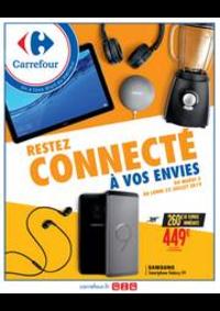 Prospectus Carrefour Drancy : Restez connecté à vos envies