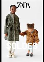 Prospectus ZARA : Soldes Enfants