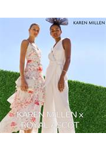 Catalogues et collections Karen Millen : Karen Millen x Royal Ascott