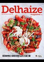 Prospectus Supermarché Delhaize : Du cote de la vraie vie