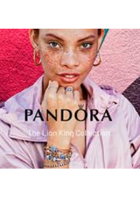 Catalogues et collections PANDORA SANER BIJOUTERIE : The king Lion Collection