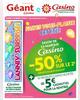 Supermarchés Casino PARIS 28 - 34 rue de Ménilmontant