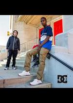 Prospectus DC shoes : Lookbook Mode