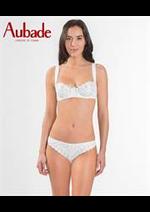 Prospectus Aubade : Collection Bahia