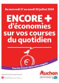 Promos et remises Auchan Val d'Europe Marne-la-Vallée : Catalogue Auchan