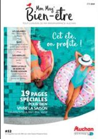 Prospectus Auchan Plaisir : Bien-être