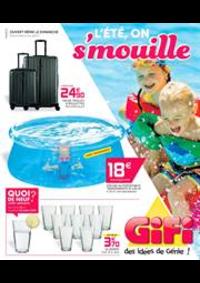 Prospectus Gifi GOUSSAINVILLE : L'Été on s'mouille