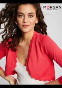 Prospectus Morgan CERGY : Gilets Femme