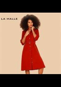 Prospectus La Halle Clermont-Ferrand ENSEMBLE COMMERCIAL LA PARDIEU : Vêtements Femme