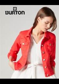 Prospectus Burton SAINT GERMAIN EN LAYE : Vestes Femme