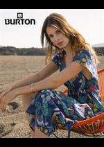 Prospectus Burton : Nouvelle Collection