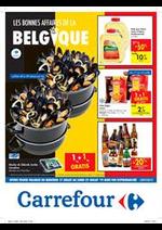 Prospectus Carrefour Express : Les bonnes affaires de la Belgique