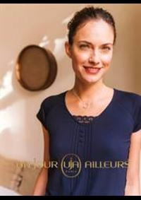 Catalogues et collections Un jour ailleurs LE CHESNAY : Tops & Shirts Femme