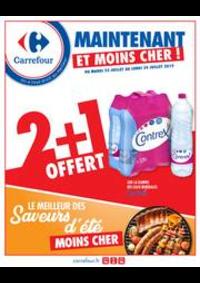 Prospectus Carrefour CHAMBOURCY : Catalogue Carrefour