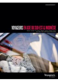 Prospectus Voyageurs du monde Paris : Voyageurs en Asie