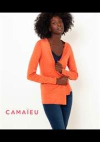 Prospectus Camaieu ARGENTEUIL : Collection Pulls & Gilets
