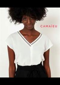 Prospectus Camaieu AULNAY-SOUS-BOIS : Collection T-Shirts & Chemises