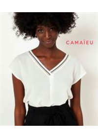 Prospectus Camaieu Chauconin-Neufmontiers : Collection T-Shirts & Chemises