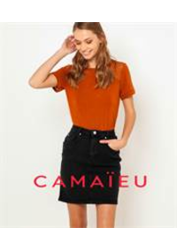 Catalogues et collections Camaieu VILLIERS-EN-BIERE : Les Jupes et Shorts