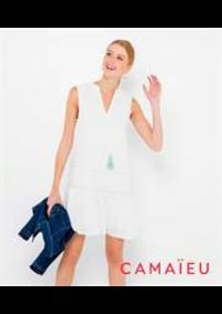 Prospectus Camaieu ARGENTEUIL : Collection Robes