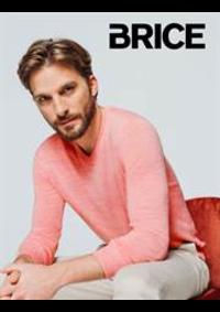 Prospectus Brice SAINT-BRICE SOUS FORÊT : Pulls Homme