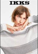 Prospectus IKKS : Pulls & Cardigans Femme