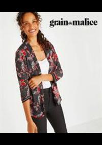 Prospectus Grain de Malice Bry-sur-Marne : Vestes Femme
