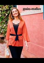 Prospectus Grain de Malice : Pulls & Gilets Femme