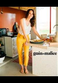 Prospectus Grain de Malice Bry-sur-Marne : Pantalons Femme
