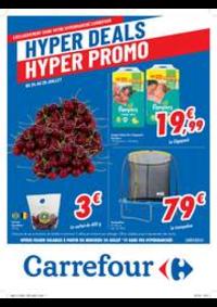 Prospectus Carrefour JAMBES : Hyper deals Hyper promo