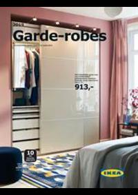 Prospectus IKEA ANDERLECHT : Wardrobe