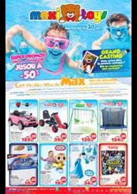 Prospectus Maxi Toys Mons : Super Promos