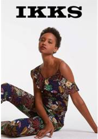 Catalogues et collections IKKS Women WOLUWE - BRUSSEL : Combinaison Femme