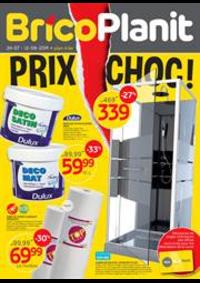 Prospectus Brico Plan-it Bruxelles : Prix Choc