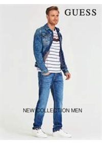 Prospectus Guess Aulnay-sous-Bois : New Collection Men