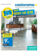 Prospectus Castorama : Nos Best Off Été