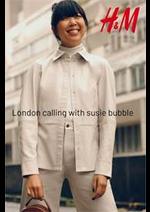 Prospectus H&M : London calling