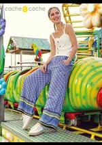Prospectus Cache Cache : Pantalons Femme