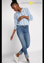 Promos et remises  : Collection Jeans Femme