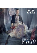 Catalogues et collections ZARA : FW19 Campaing