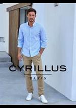 Catalogues et collections Cyrillus : Chemises Homme