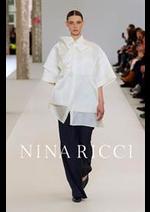 Prospectus Nina Ricci : Collection Hiver 19