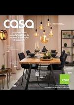 Prospectus Casa : Découvrez notre nouvelle collection de meubles et nos styles d'automne !-CHFR