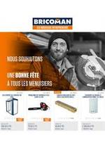 Prospectus Bricoman : Catalogue Bricoman